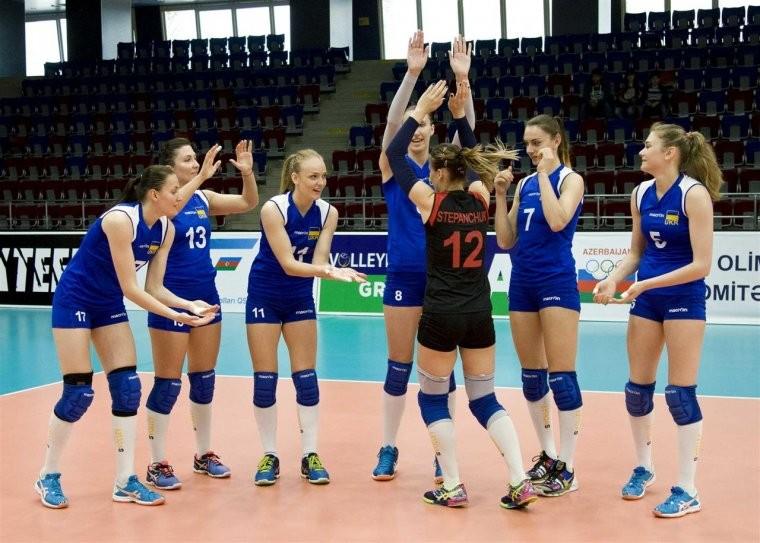 Збірна України Українки впевнено переграли Чорногорію у першому матчі Євроліги