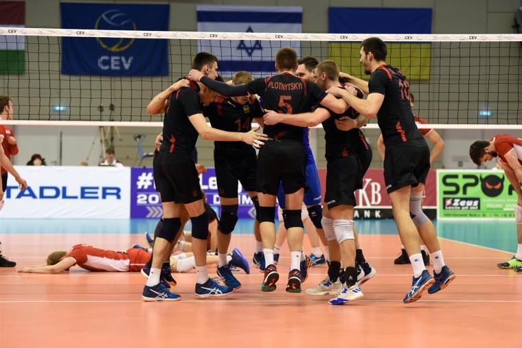 Збірна України Україна перемагає Данію у Євролізі