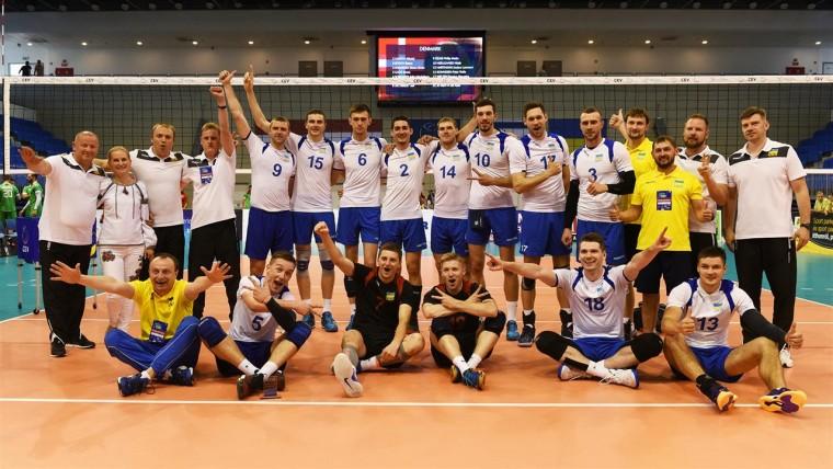 Чоловіча збірна України Україна обігрує Угорщину і виходить до фіналу Євроліги з першого місця