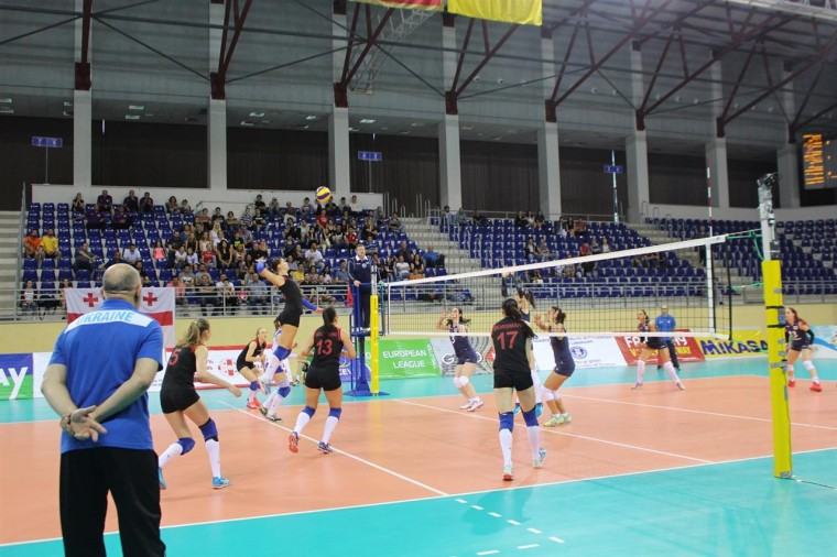 Жіноча збірна України Українки завершують грузинський етап Євроліги перемогою над господарями