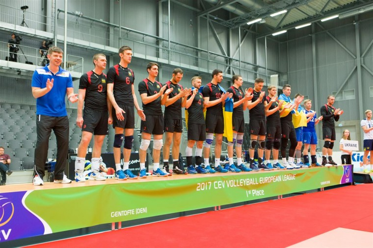 Чоловiча збiрна України Українські волейболісти не гратимуть у Світовий лізі в наступному сезоні