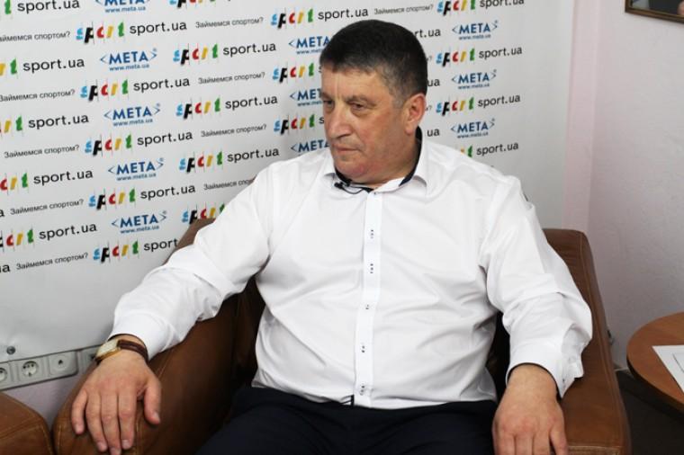 Михайло Мельник Веб-конференція президента Федерації волейболу України Михайла Мельника (ВІДЕО)