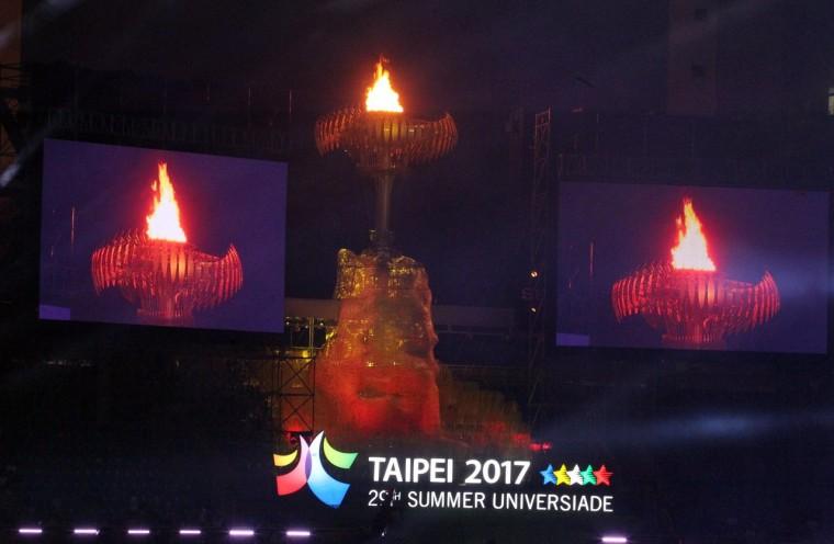 Церемония закрытия Всемирной Универсиады-2017