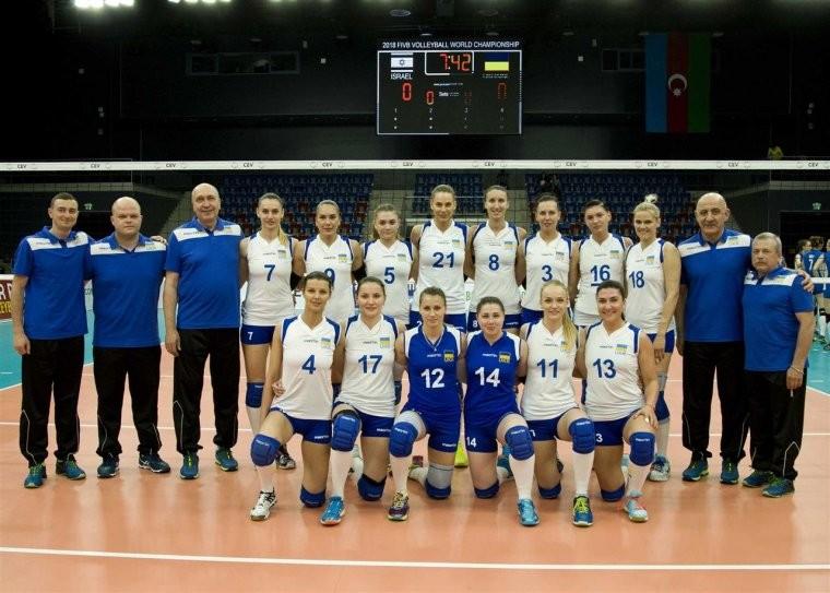 Женская сборная Украины Чемпионат Европы-2017. Женщины. Расписание, результаты, трансляции