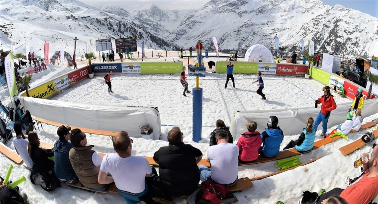 ЄКВ оголосила кваліфікаційні вимоги для І чемпіонату Європи з волейболу на снігу