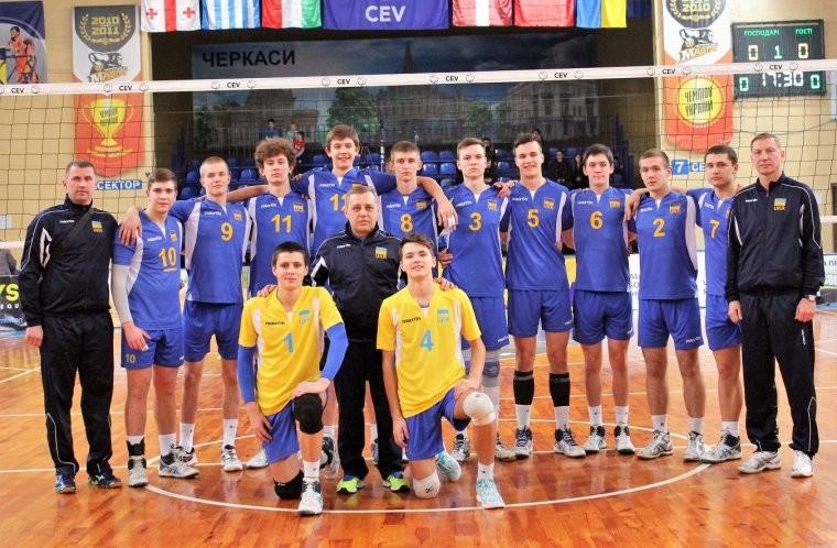 Чоловіча збірна України U-18 Чоловіча збірна України U-18 пройшла у фінальний раунд чемпіонату Європи-2018