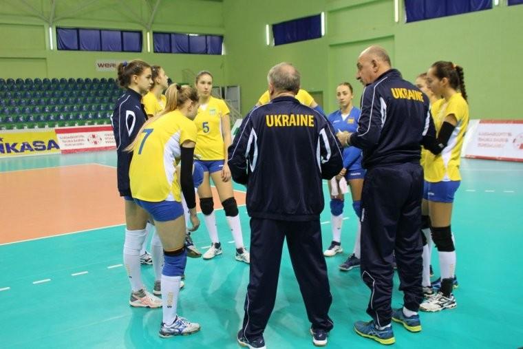 Жіноча збірна України Кваліфікація ЧЄ-2018. Дівчата U-19. Розклад, результати та трансляції матчів