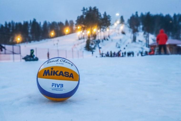 У Шостці пройде перший чемпіонат України по волейболу на снігу