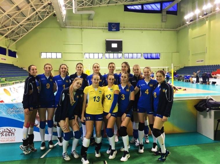 Жіноча збірна України U-19 Жіноча збірна України U-19 виграла перший матч кваліфікації ЧЄ-2018