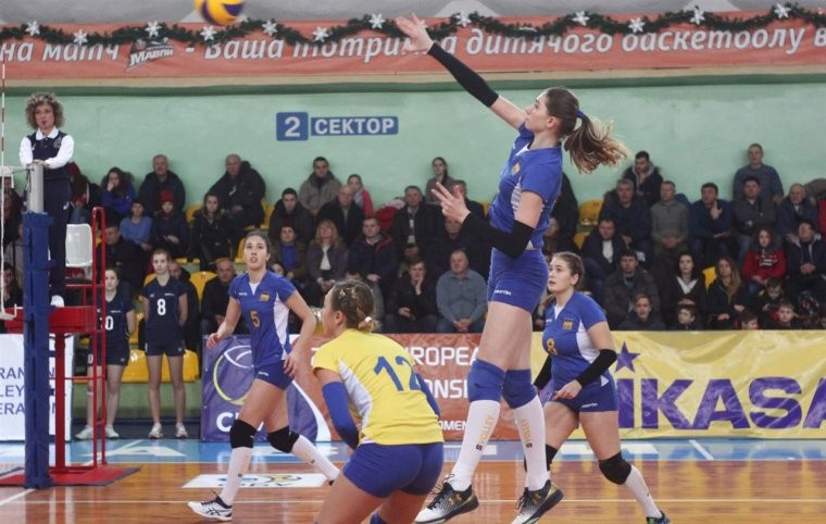 Жіноча збірна України U-19 Збірна України U-19 перемогла Кіпр у другому матчі кваліфікаційного раунду ЧЄ-2018