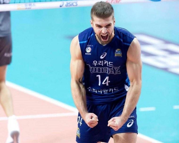 Криштиан Падар Венгерский волейболист взорвал социальные сети (ВИДЕО)