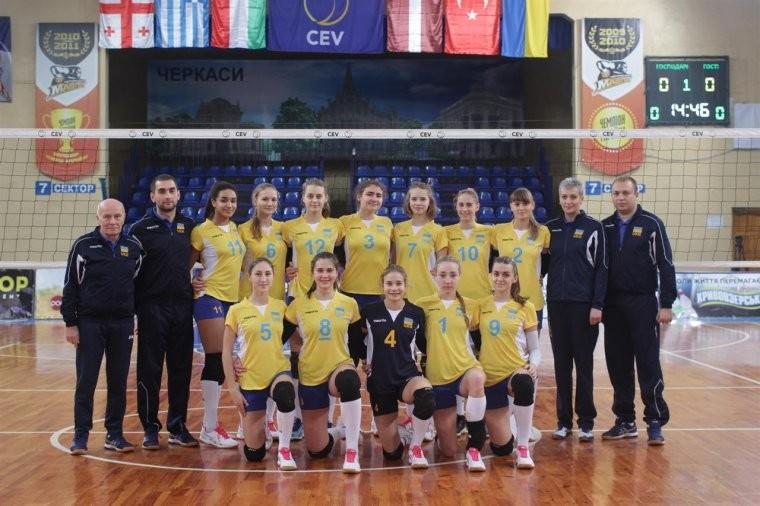 Збірна України U-17 ЧЄ-2018 (дівчата U-17). Україна зіграє з чемпіонками Європи