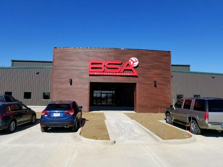 Ball Sports Academy Американец Ллой Болл открыл свою спортивную академию