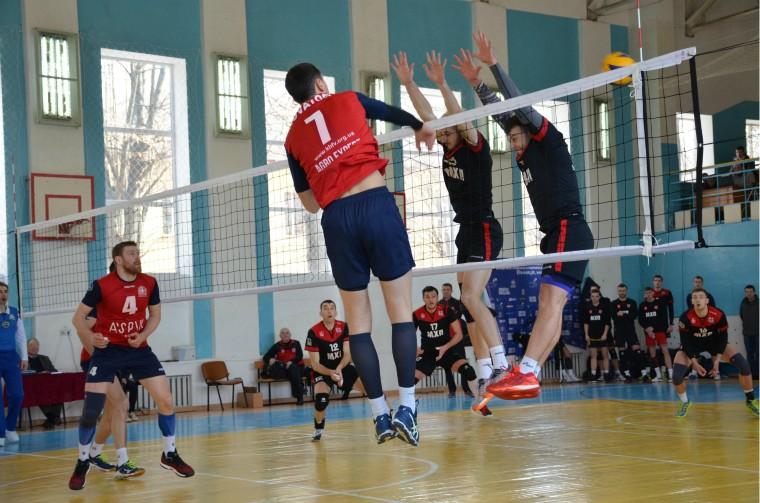 ВК МХП-Вінниця - Новатор Суперліга (чоловіки). Сюрпризи 13-го туру