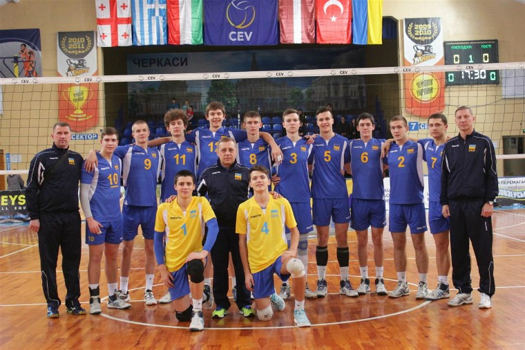Збірна України U-18 Чемпіонат Європи-2018 (U-18). Розклад, результати та трансляції матчів