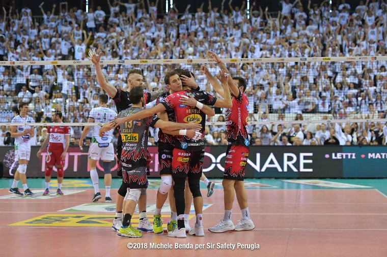 Перуджа Как нужно работать со спонсорами в волейболе