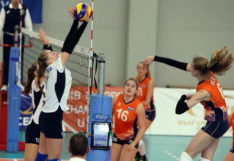 Україна U-17 - Нідерланди U-17 ЧЄ-2018. Дівчата (U-17). 3-й тур. Поразка від нідерландок