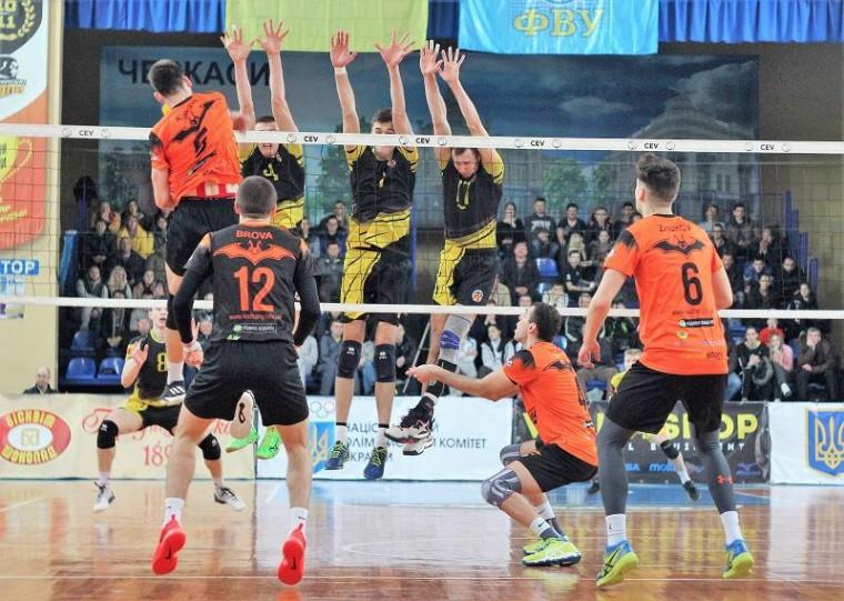 Барком-Кажани - Локомотив Результати фінальних матчів чоловічої Суперліги України 2017\18