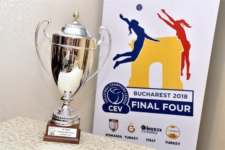 Кто станет победителем Лиги Чемпионов-2018? Прогноз украинских волейболисток