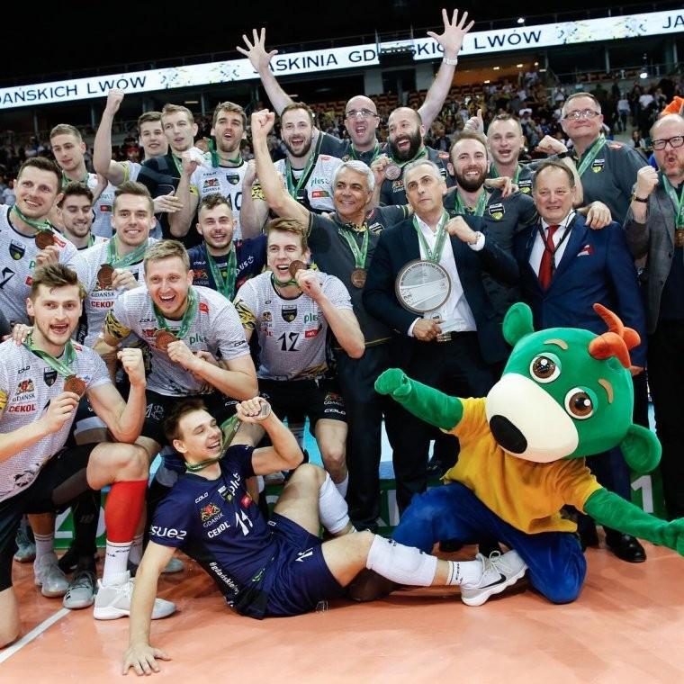 """Гданськ Летом """"Гданьск"""" собирал деньги у болельщиков, а в итоге провёл суперсезон"""