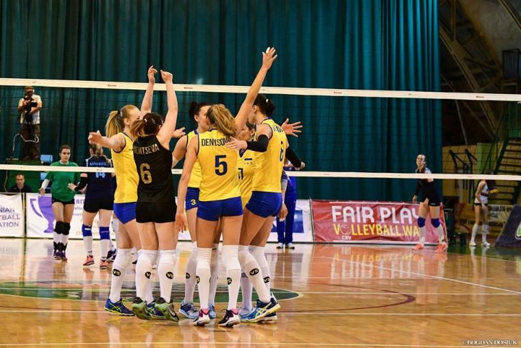 Жіноча збірна України Золота ліга-2018. Розклад та трансляції матчів