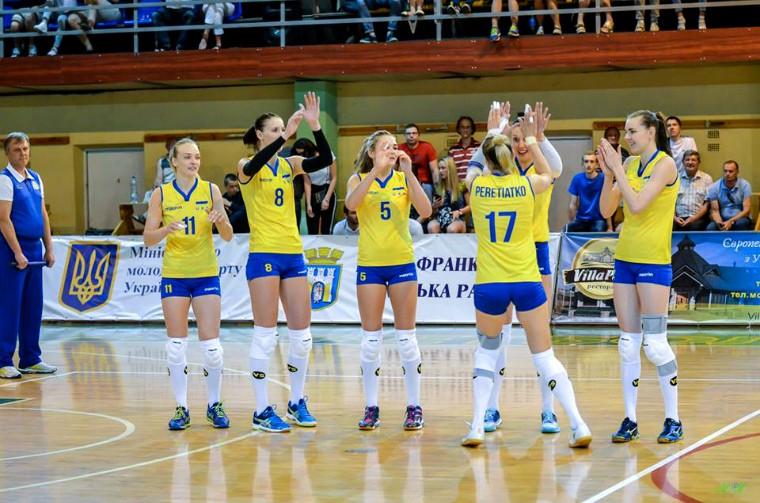 Жіноча збірна України Жіноча збірна України зазнала поразки у першому матчі Золотої ліги-2018