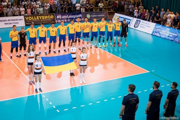 Чоловіча збірна України Чоловіча збірна України зіграє проти Нідерландів