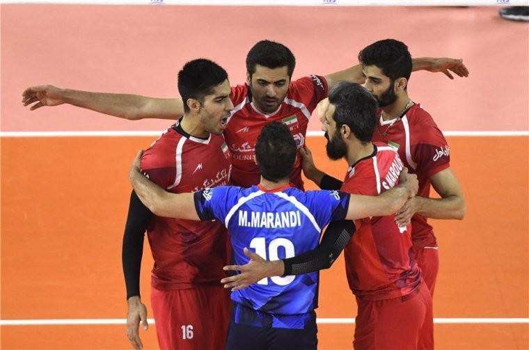 Мужская сборная Ирана Маруф и другие иранцы перебираются в Европу