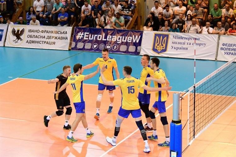Мужская сборная Украины Сборная Украины в «Золотой Евролиге» без золотых медалей (ВИДЕО)