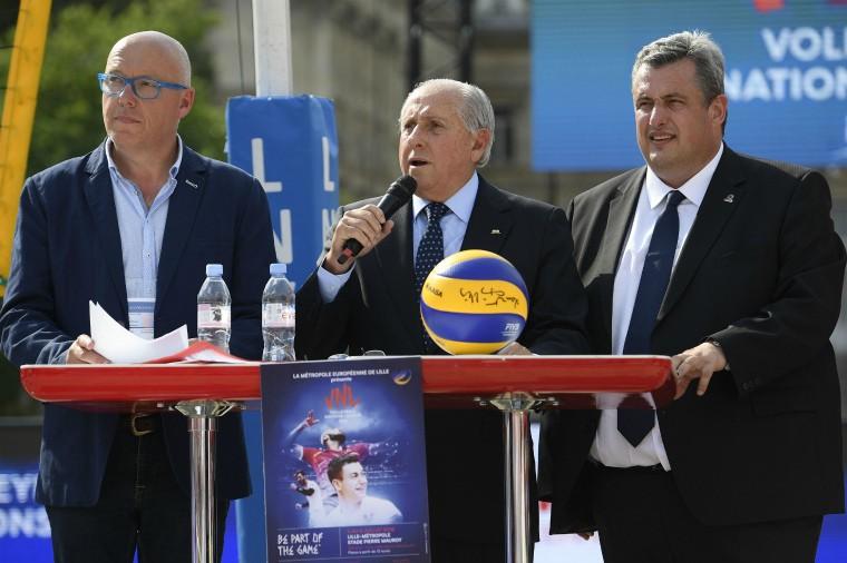 """Арі Граса Арі ГРАСА: """"Не сумніваюся, що учасники """"Фіналу шести"""" вразять стадіон """"П'єр Моруа"""""""