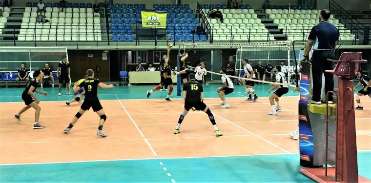 Чоловіча збірна України Збірна України поступилася Греції в третьому товариському матчі