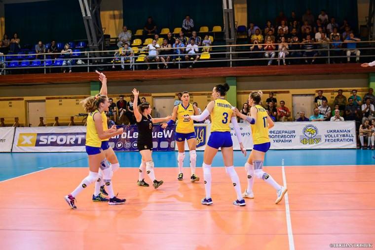 Жіноча збірна України Жіноча збірна України зіграла з командою Грузії