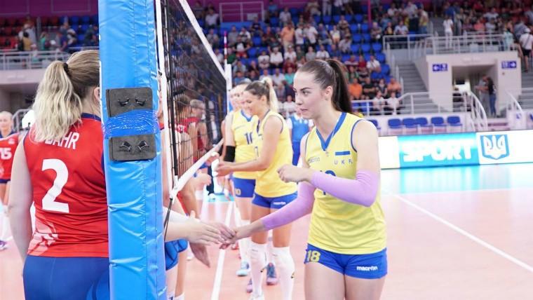 Ольга Скрипак Жіноча збірна України перемогла у стартовому матчі кваліфікації ЧЄ-2019