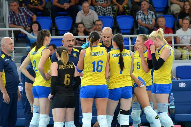 Жіноча збірна України Жіноча збірна України поступилася гречанкам у кваліфікаційному матчі ЧЄ-2019