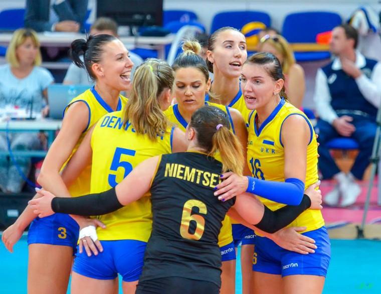 Жіноча збірна України Завдання збірної України - взяти реванш та підтвердити лідерство