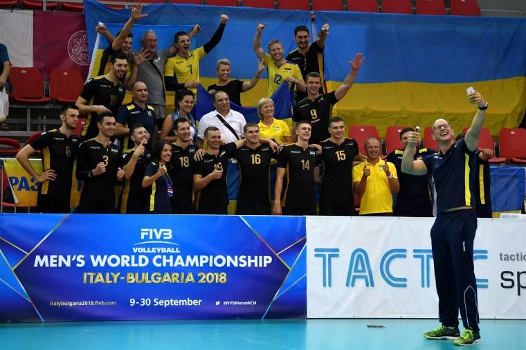 Чоловіча збірна України Чоловіча збірна України вдруге поспіль перемогла Угорщину