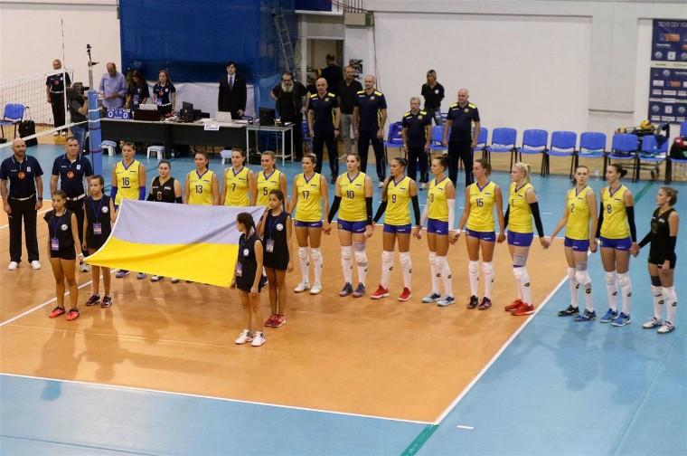 Жіноча збірна України Жіноча збірна України знову програла гречанкам