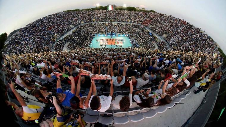 Чемпіонат Світу-2018 стартував матчем на відкритому повітрі (ФОТО)