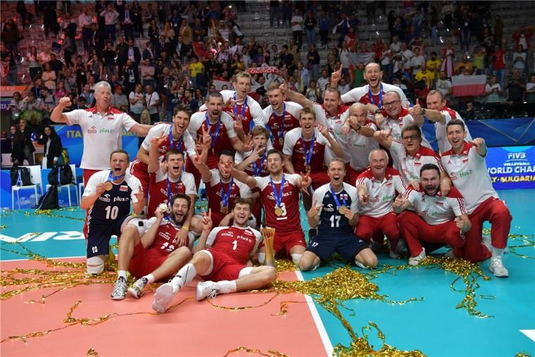 Збірна Польщі Польща виграла чемпіонат світу-2018