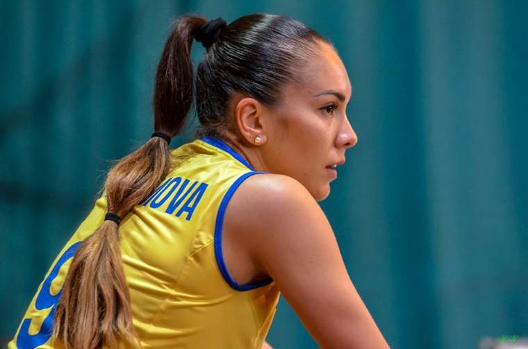 Юлія Герасимова Українська нападниця Герасимова продовжить грати у Туреччині