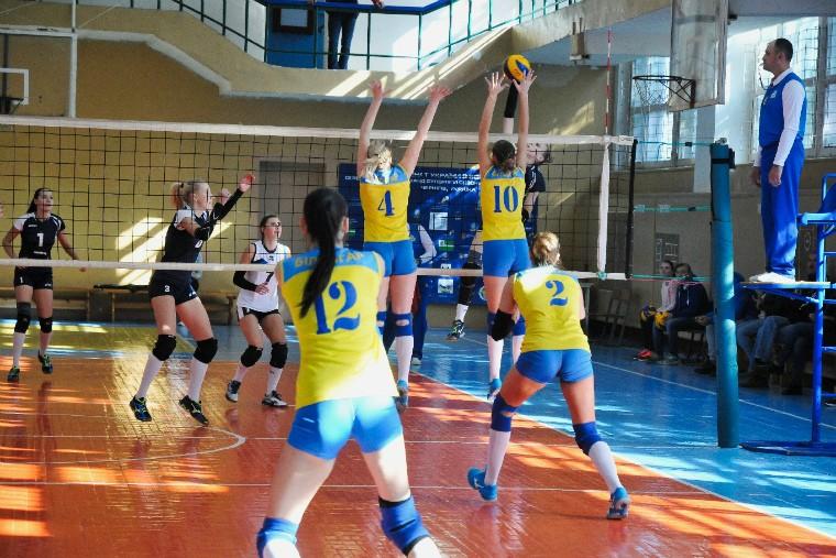 Університет-ШВСМ - Білозгар-Медуніверситет Результати матчів 4-го туру жіночої Суперлiги України 2018\19