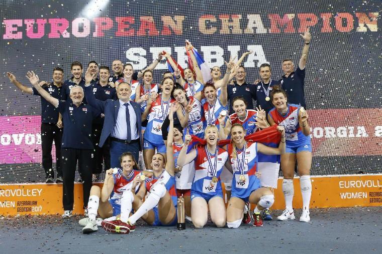 Жіноча збірна Сербії Фінал жіночого чемпіонату Європи-2021 відбудеться в Сербії