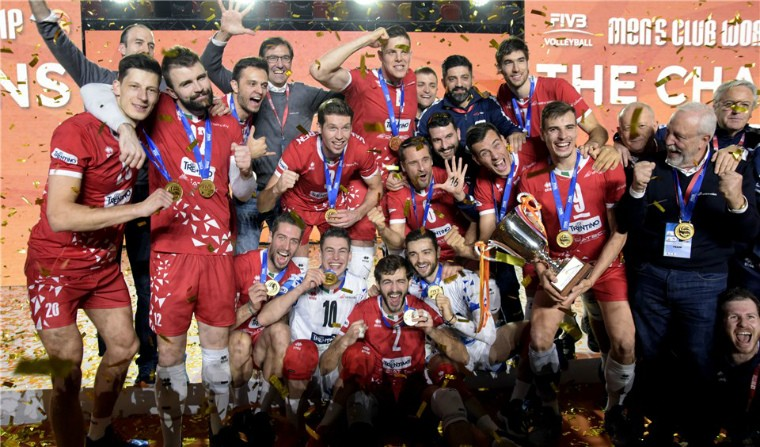 """Трентіно Італійське """"Трентіно"""" виграло клубний чемпіонат світу"""