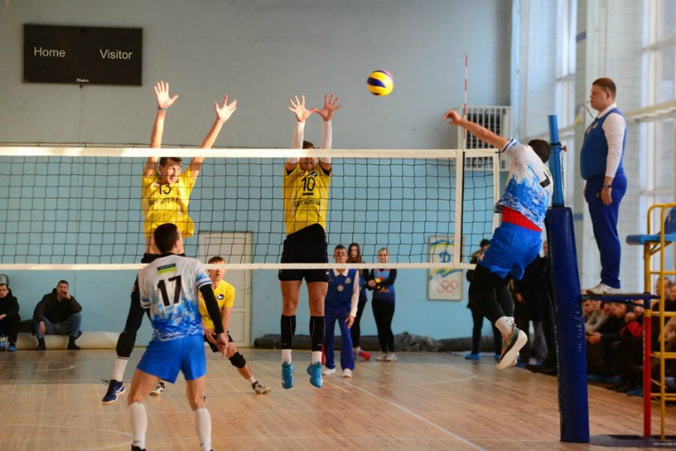 Політехнік-Одеса - КП ВК Дніпро Вища ліга (чоловіки). 3-й тур. Новий лідер