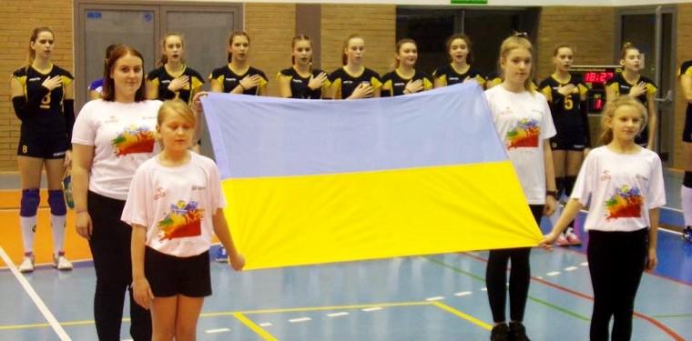 """Збірна України U-14 Чемпіонат EEVZA (дівчата U-14). Українки боротимуться за """"бронзу"""""""