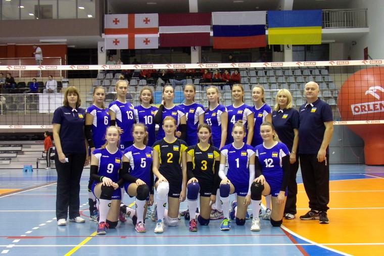 Збірна України U-14 Збірна України U-14 посіла четверте місце на чемпіонаті EEVZA