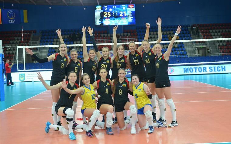 Збірні України вийшли у фінальний раунд чемпіонату Європи-2019!
