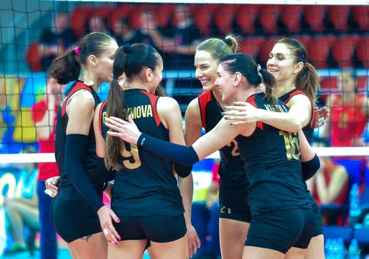 Жіноча збірна України Кваліфікація ЧЄ-2019 (жінки). Україна вийшла у фінальний раунд континентальної першості!
