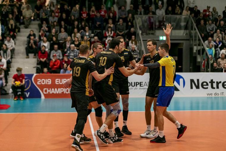 Чоловіча збірна України Стали відомі всі учасники чемпіонату Європи-2019
