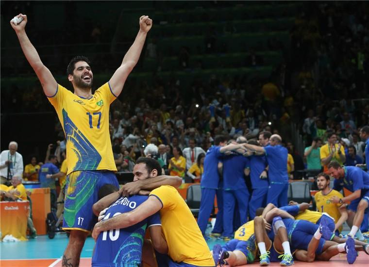 Чоловіча збірна Бразилії Оголошено групи міжконтинентальної кваліфікації на ОІ-2020